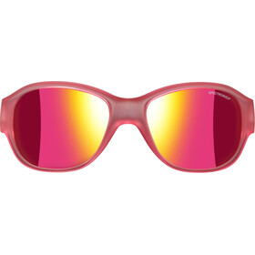 Julbo Lola Spectron 3CF Sunglasses Junior 6-10Y Matt Translucent Pink-Multilayer Pink